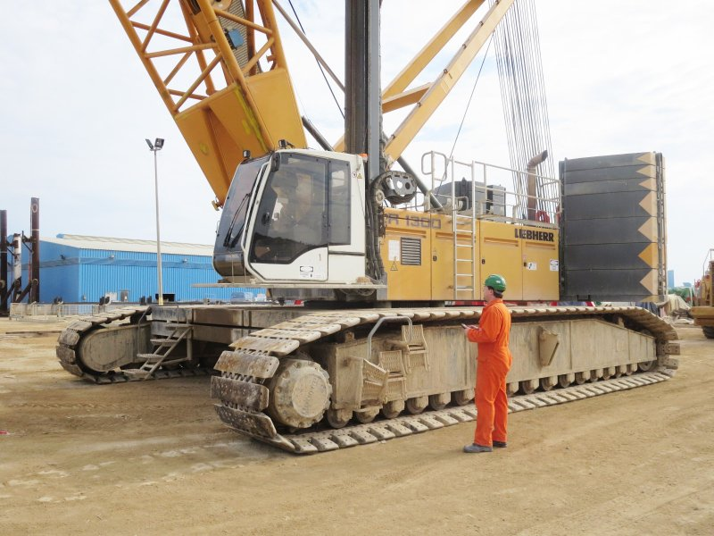 Troostwijk Auctions Brings Wide Range of Professional Equipment from Heerema Yard in Angola to Online Buyers via Tender and Auction