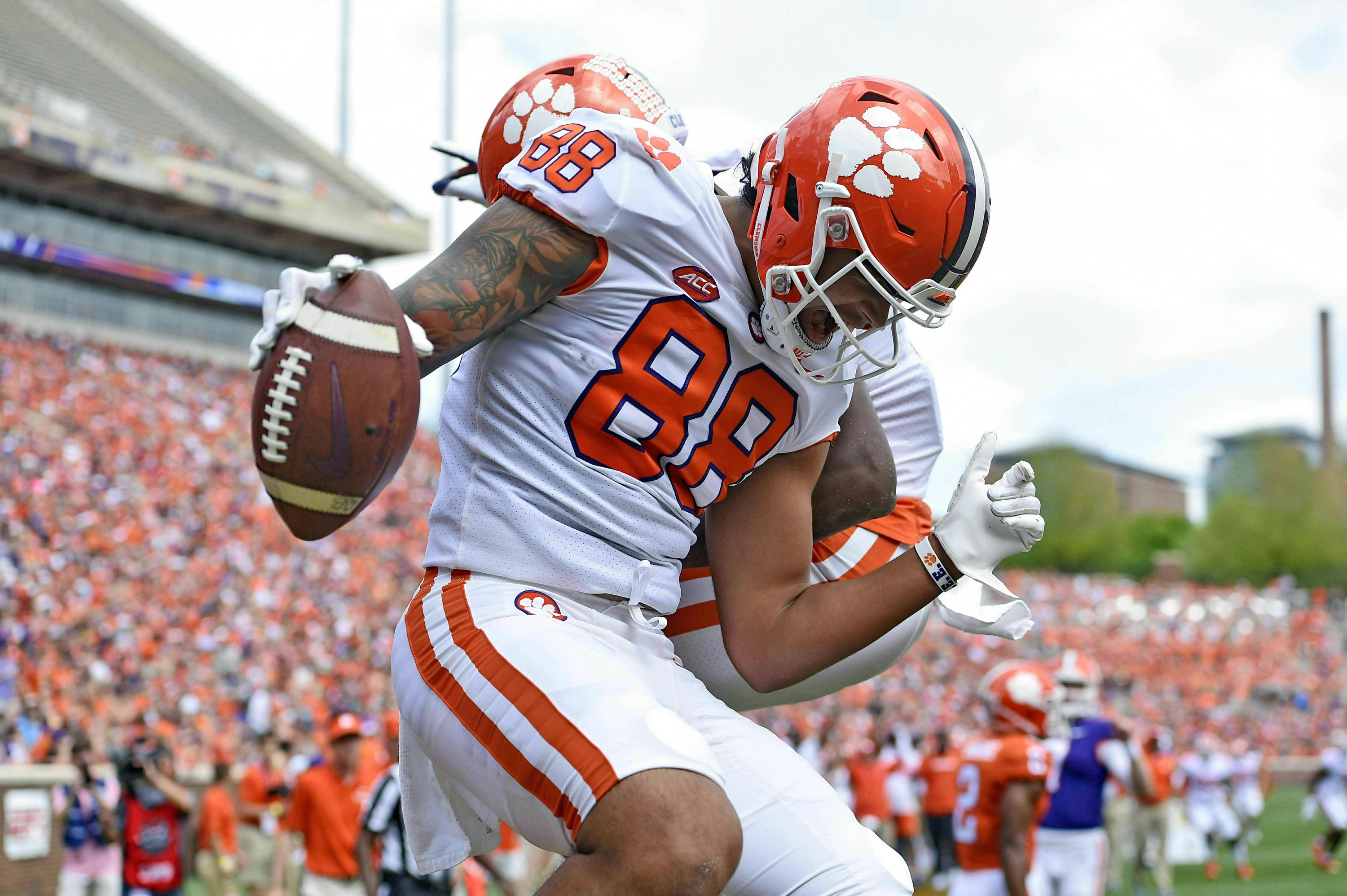 2 Clemson players suspended for season; NCAA rejects appeal