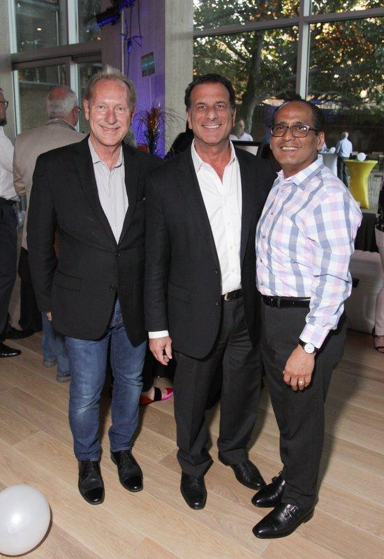 Charlie Calise of Calise Partners Honored with Sheila Dolezal Humanitarian Award