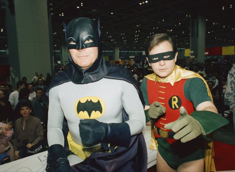 Adam West, Burt Ward