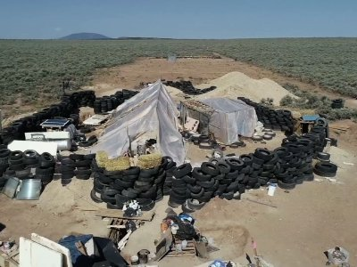 NM Property Owner Describes Compound as 'a Mess'