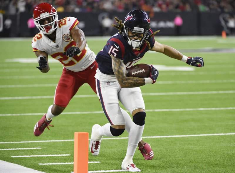 Will Fuller, Marcus Peters