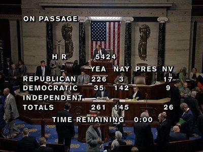 House Passes 9/11 Bill, Obama Veto Threat Looms