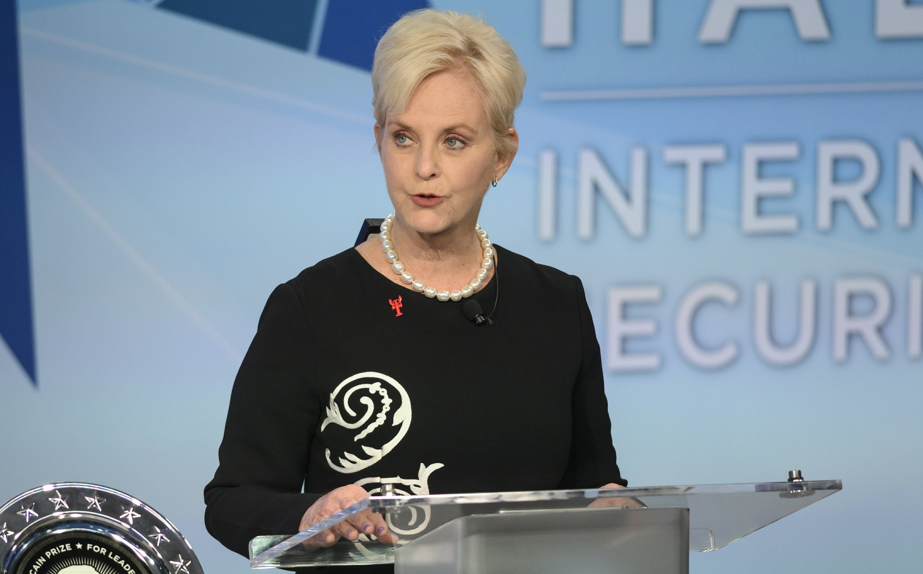 Cindy McCain apology shows challenge for mixed-race families