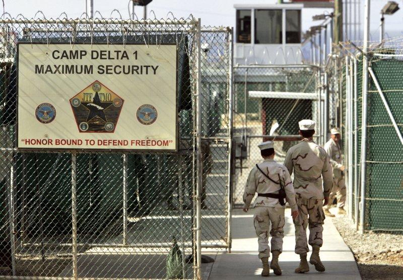Attorney General Sessions visits Guantanamo Bay prison