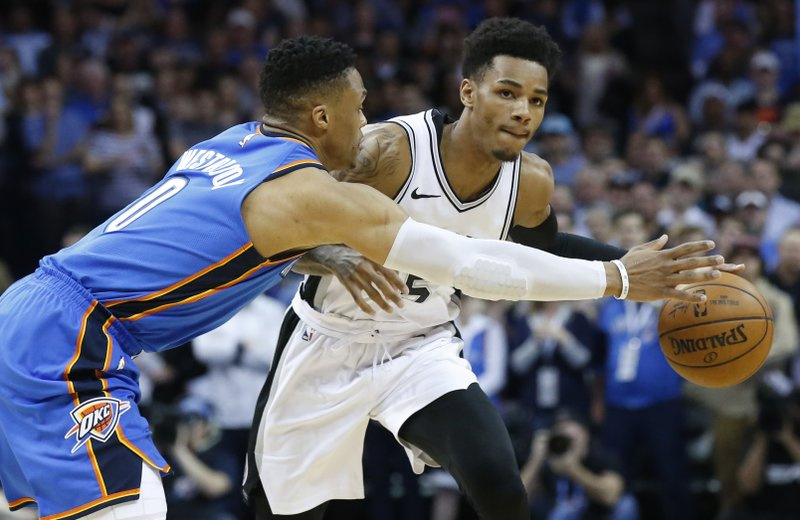 Russell Westbrook, Dejounte Murray