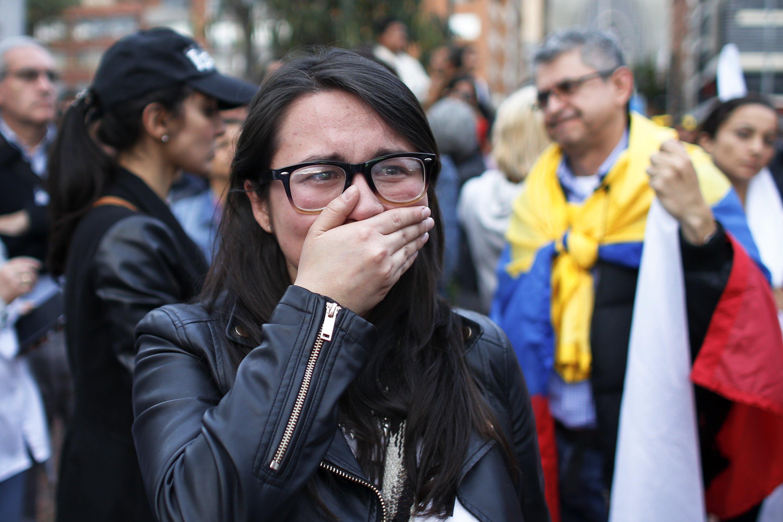 """Se impone el """"no"""" al acuerdo de paz en Colombia"""