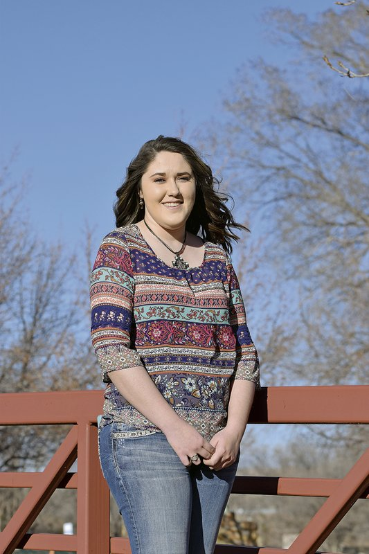 Teen takes path of personal growth after losing father
