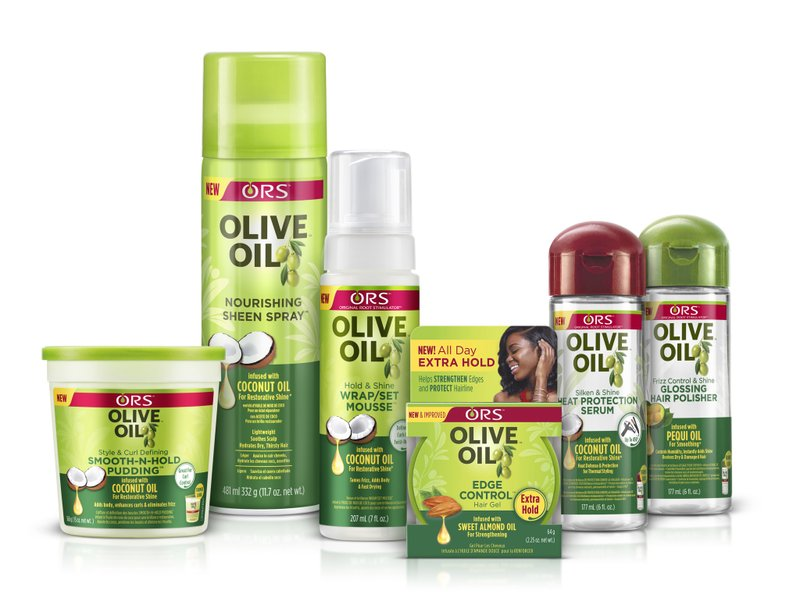 Haircare Expert ORS™ Updates its Iconic Olive Oil Collection with a Fresh New Look and Enhanced Products