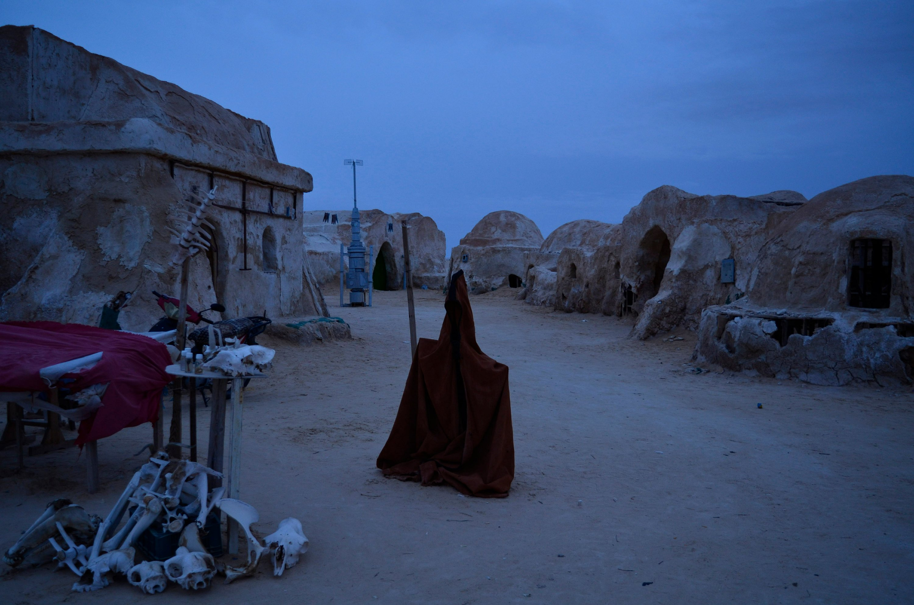 Visiting The Tunisian Desert Where Star Wars Was Filmed