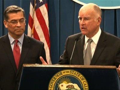 Immigration Battle Looms Between US, California