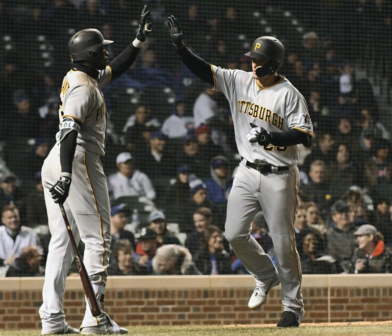 David Freese, Gregory Polanco