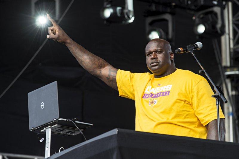 Shaquille O'Neal; DJ Diesel