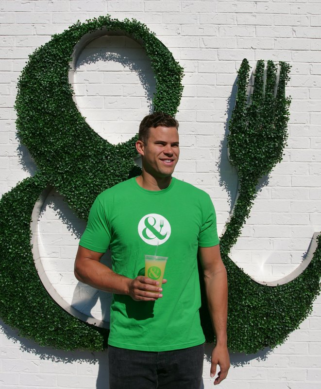 CRISP & GREEN Secures Franchise Partnership with Former Professional Basketball Player, Kris Humphries
