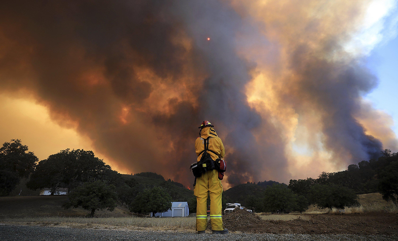 AP Explains: Driven by climate change, fire reshapes US West