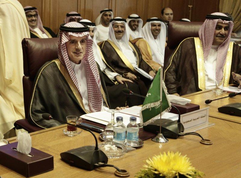 Adel al-Jubeir, Khalid Bin Ahmed Al Khalifa