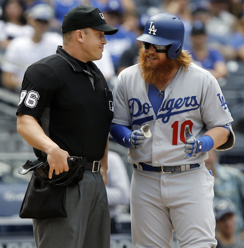 Justin Turner, Chris Segal