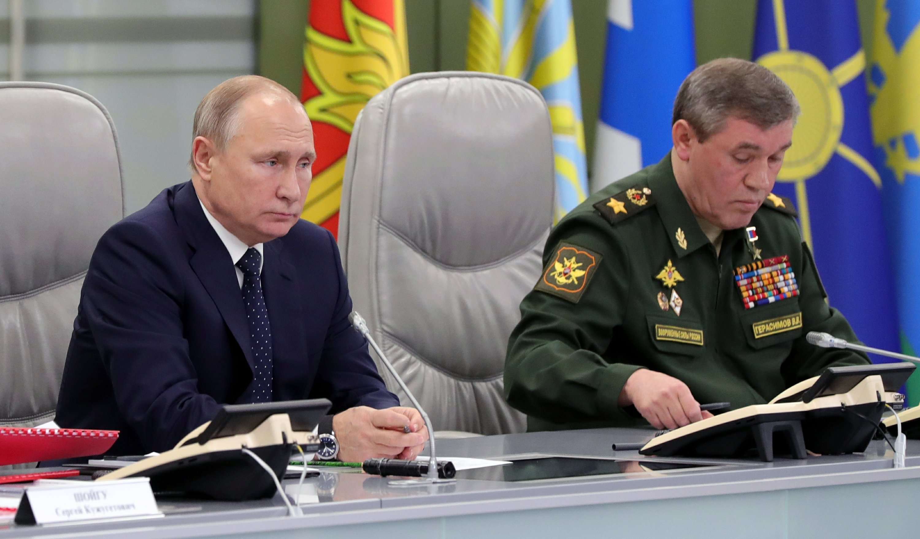 Official: Russian weapon 27 times faster than speed of sound