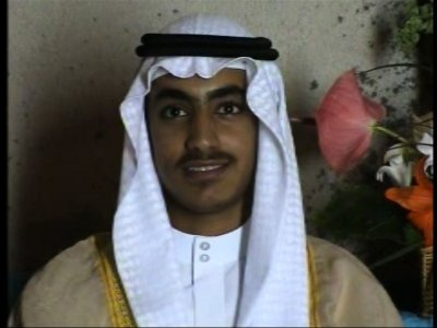 Raw: CIA Releases Video of Osama Bin Laden's Son