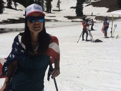 Summer Snow Skiing Possible on Fourth of July