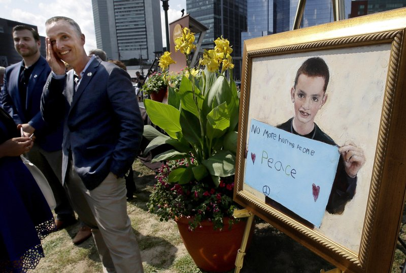 Bill Richard, Martin Richard