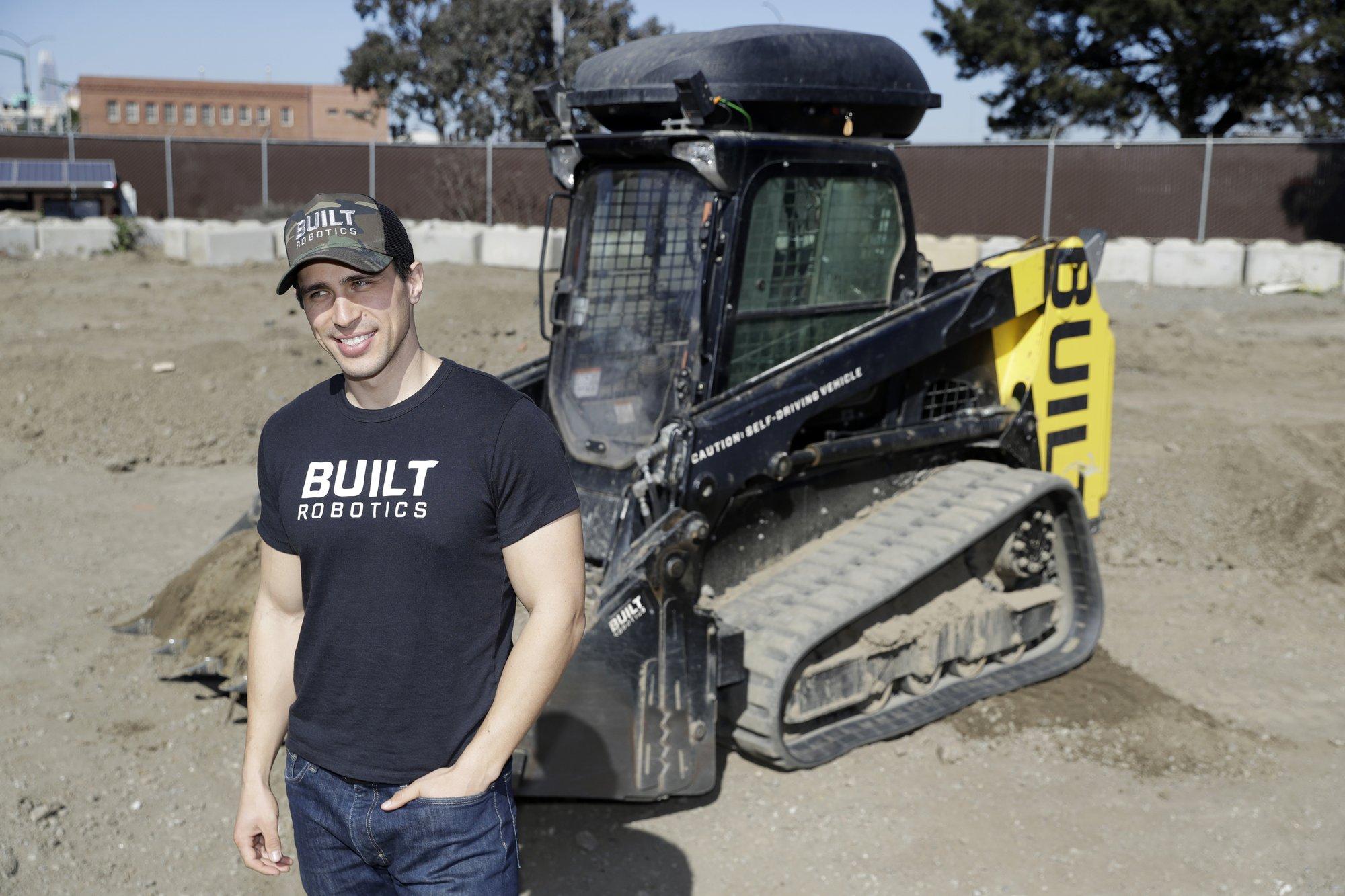 Robots break new ground in construction industry