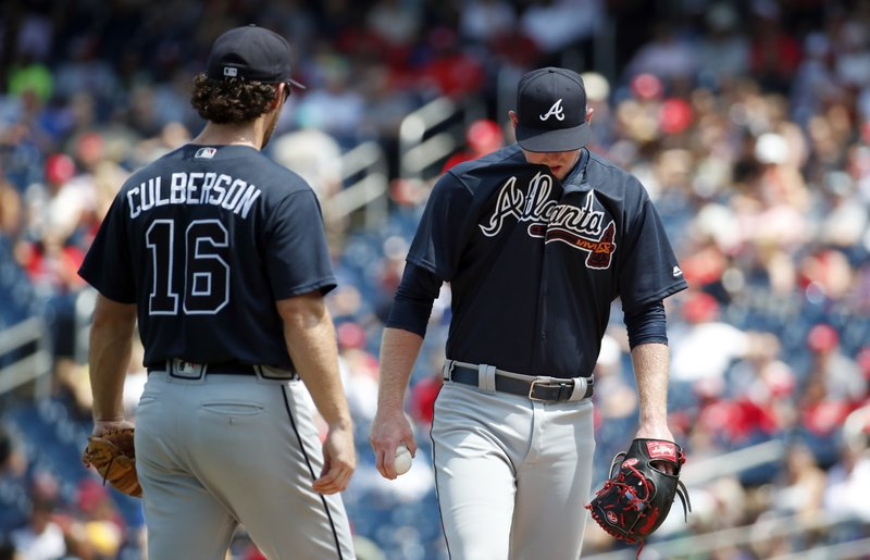 Charlie Culberson, Wes Parsons