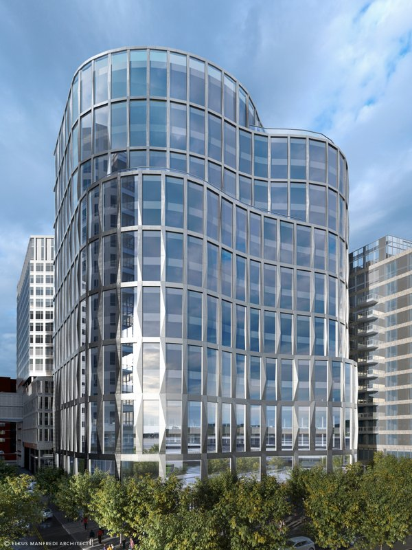 MassMutual Unveils Architectural Renderings of Its New Boston Campus at Fan Pier