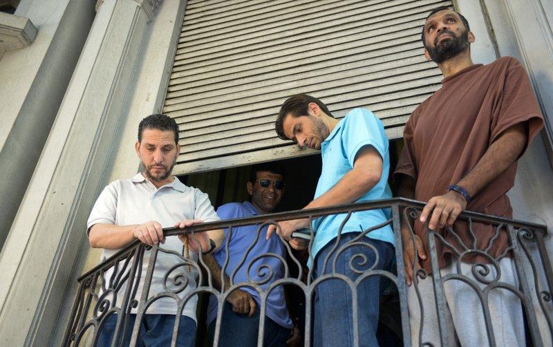 Adel bin Muhammad El Ouerghi, Ali Husain Shaaba, Abedlhadi Omar Faraj, Ahmed Adnan Ajuri, Mohammed Abdullah Taha Mattan