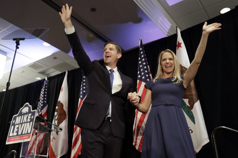 Democrats make US House gains in California