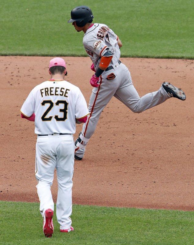 Gorkys Hernandez, David Freese