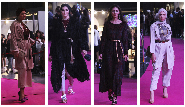 032d17f61e31 Fashion show without catwalks promotes modest wear in Dubai