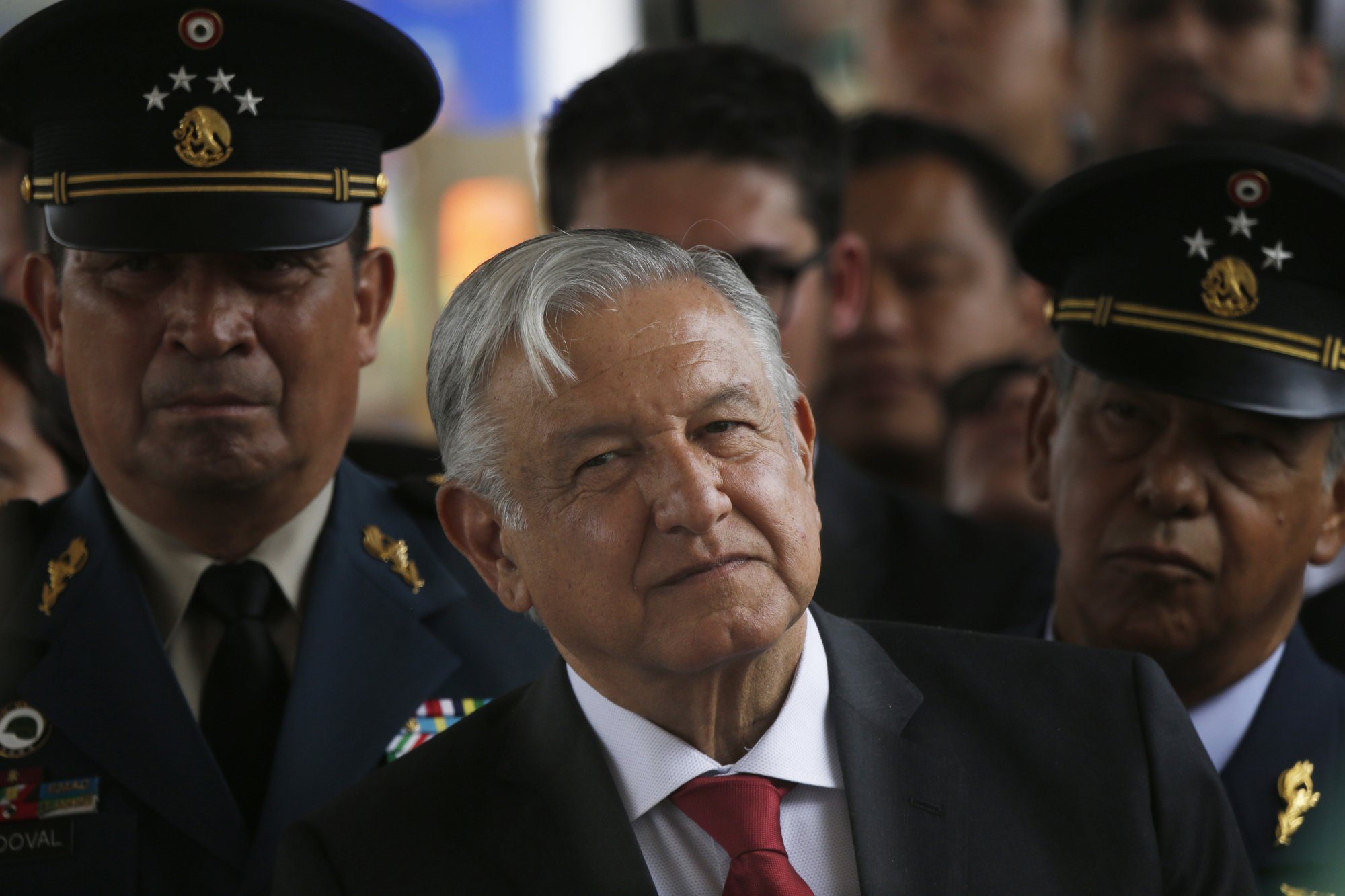Mexican congress approves safeguards for new National Guard