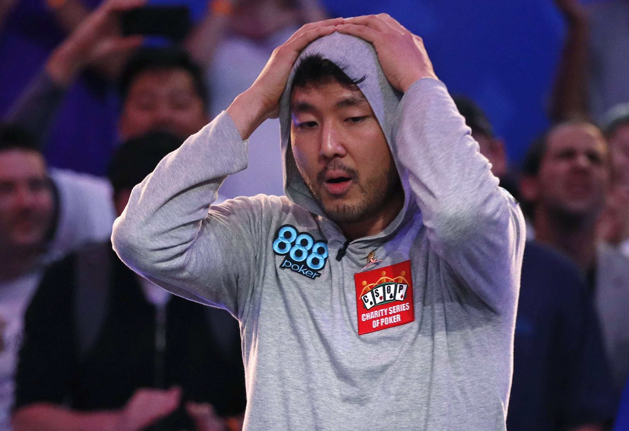 John Cynn claims World Series of Poker title, wins $8.8M