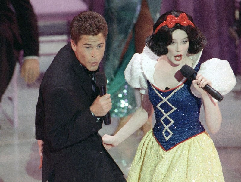 Rob Lowe Snow White