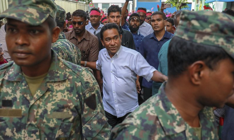 Yameen Abdul Gayoom