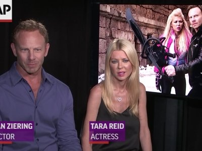 Sharknado 5: Actors surprised by series' success