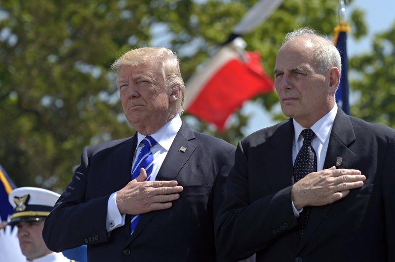 Donald Trump,John F. Kelly