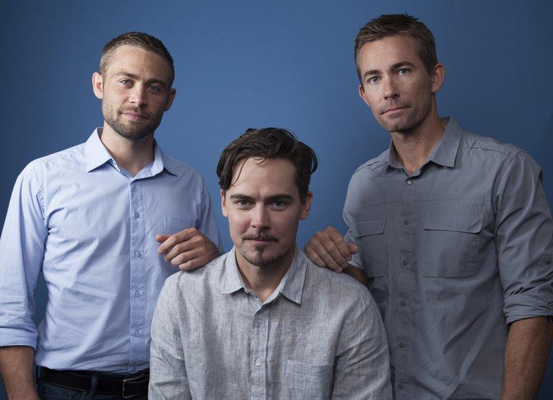Cody Walker, Caleb Walker, Adrian Buitenhuis