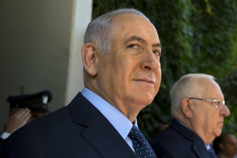 Benjamin Netanyahu, Reuven Rivlin