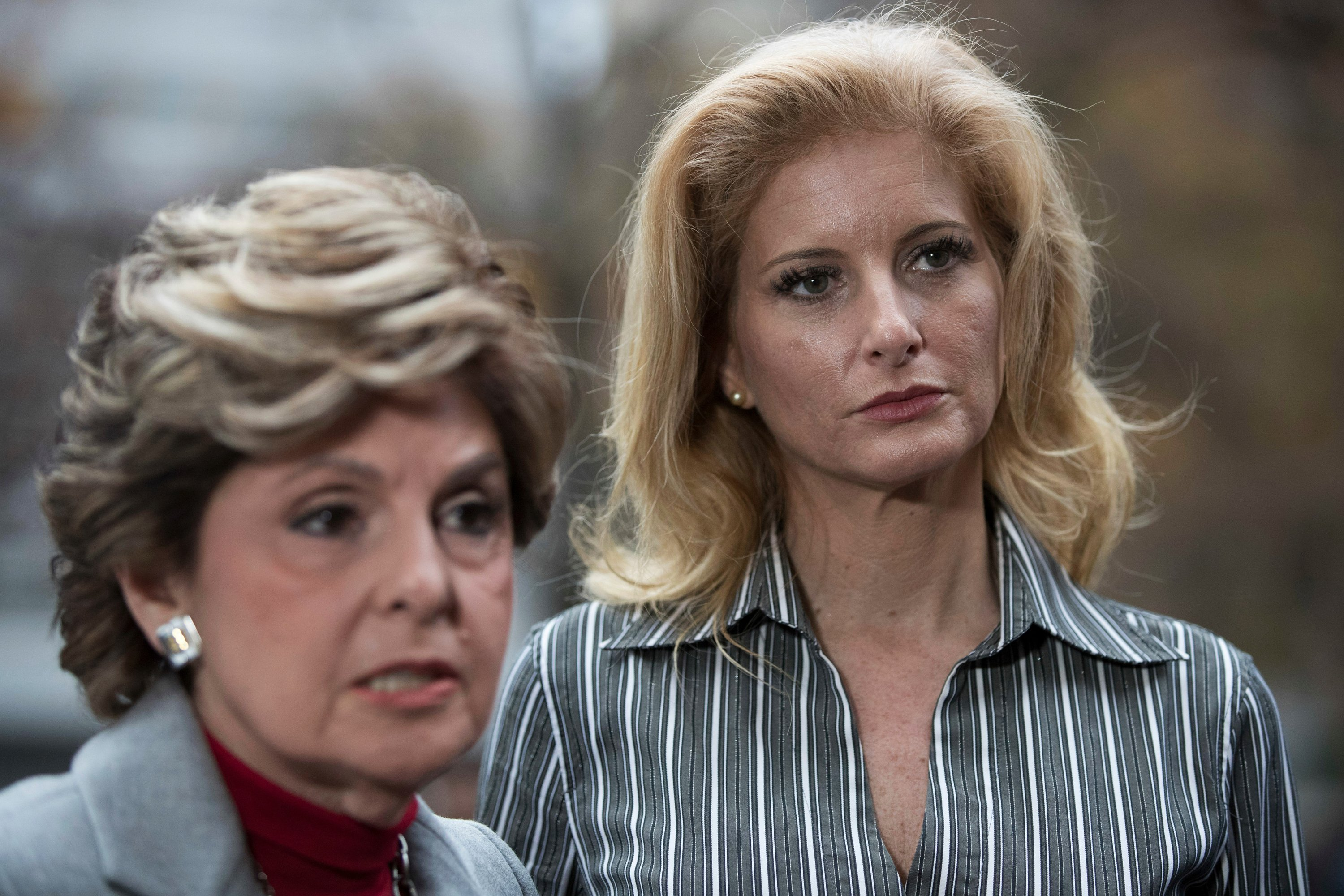Trump lawyers launch appeal in 'Apprentice' contestant suit