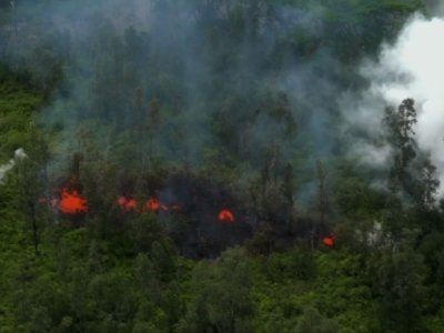 Hawaii Volcano Jolts With Lava, Quakes And Gas