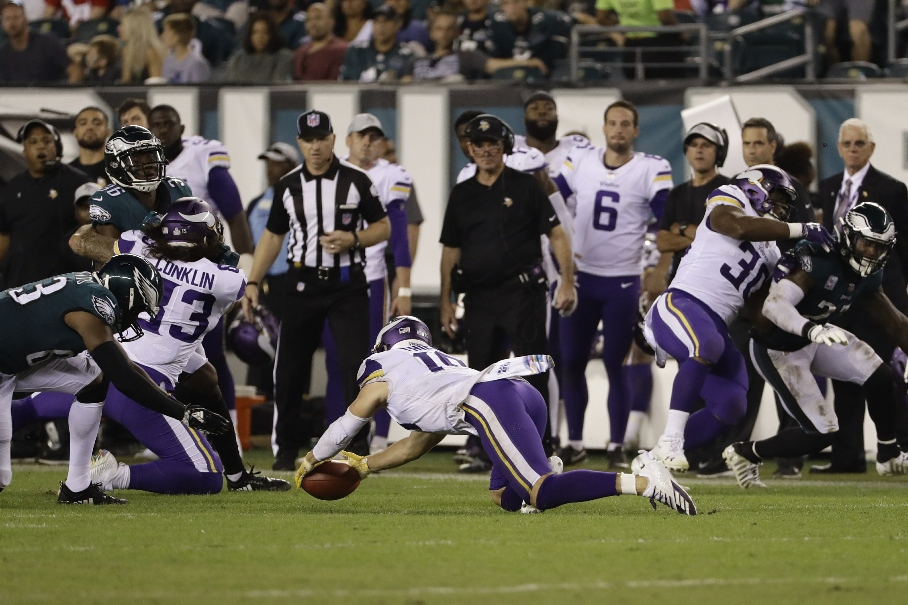 Successful onside kicks have nearly disappeared