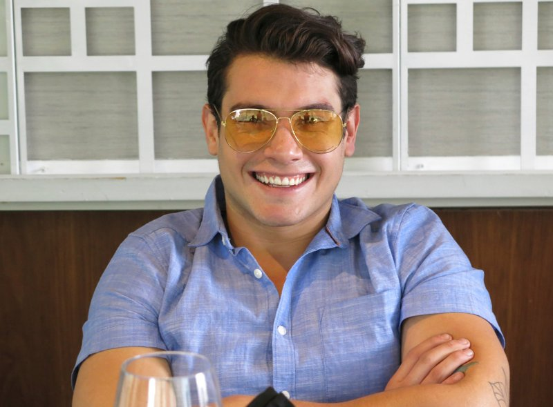 Eduardo Miranda, Chille