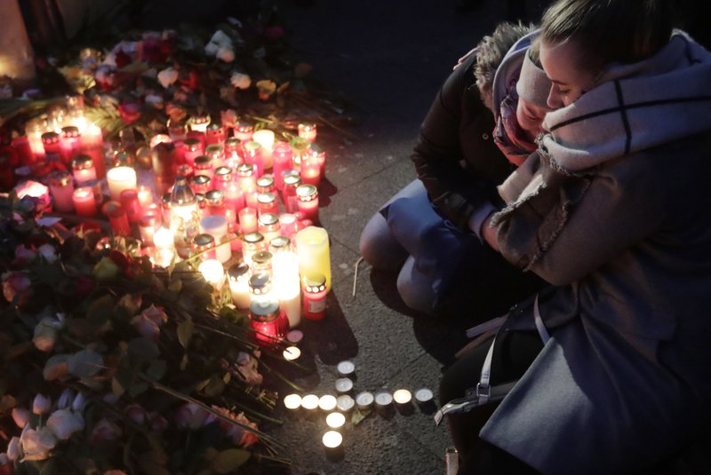 Islamic State group claims Berlin Christmas market attack