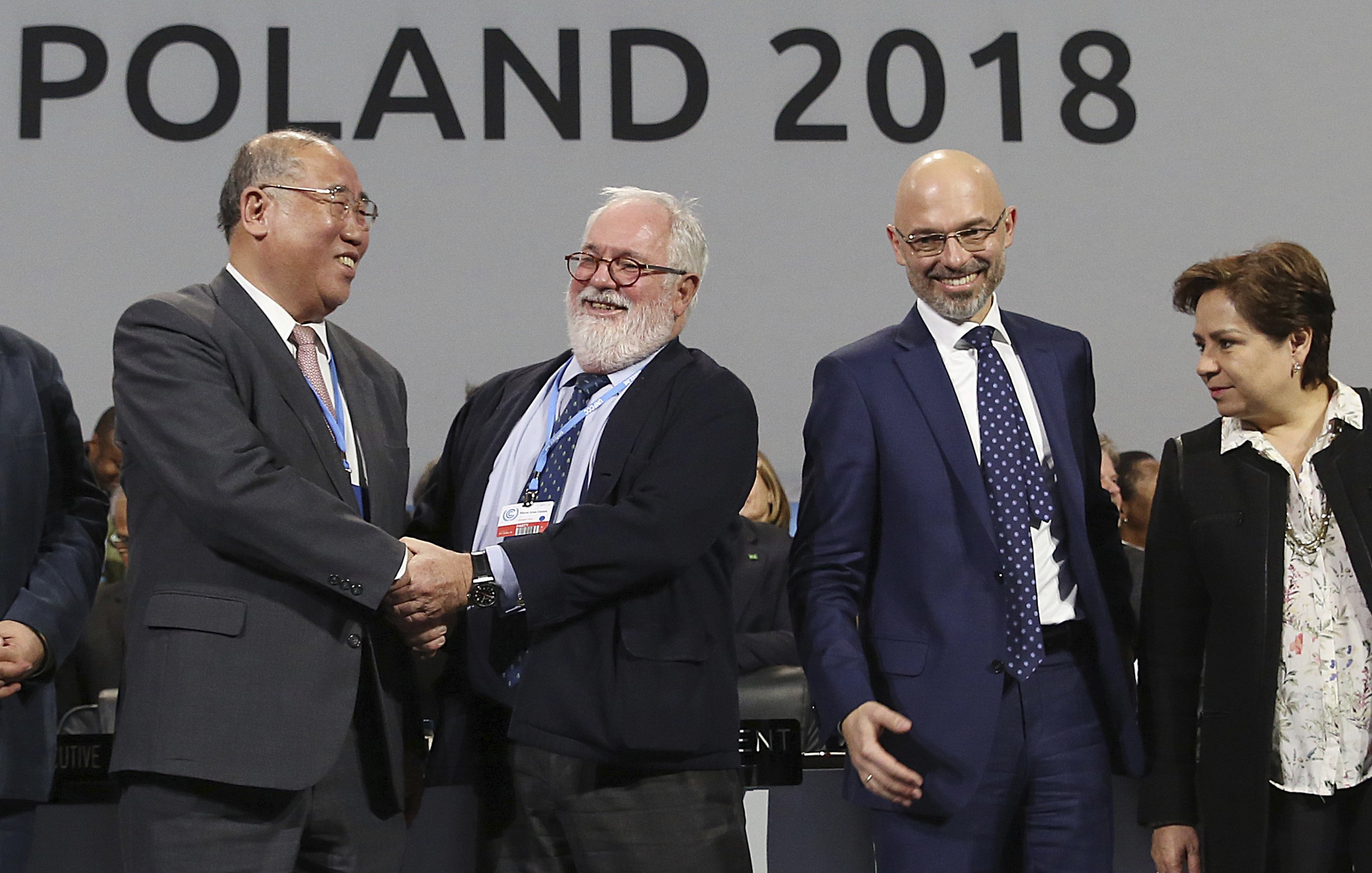 Light at the end of the tunnel for UN climate talks