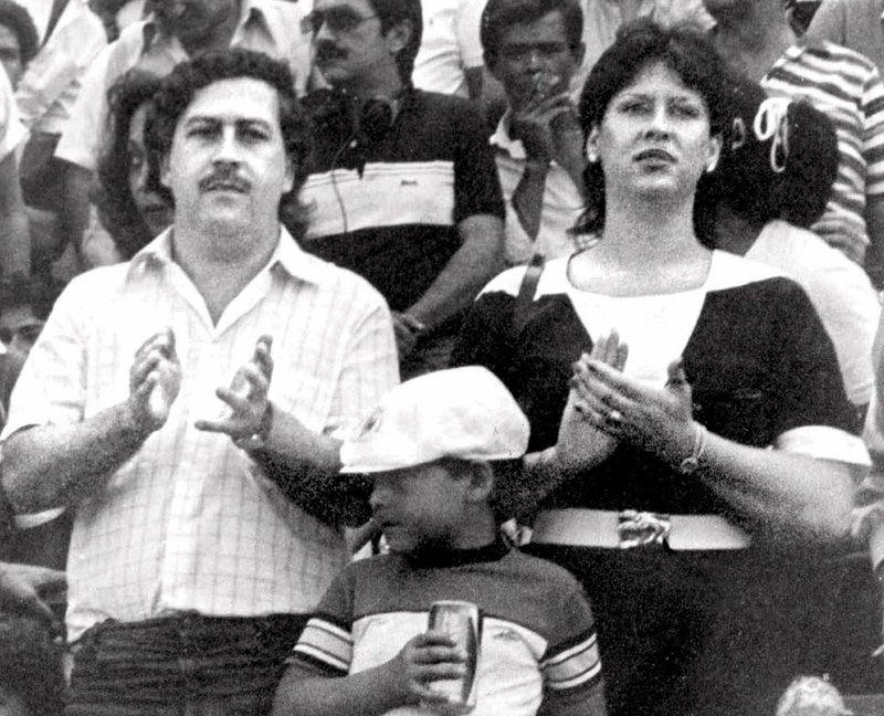 Pablo Escobar's widow describes forced abortion in new book