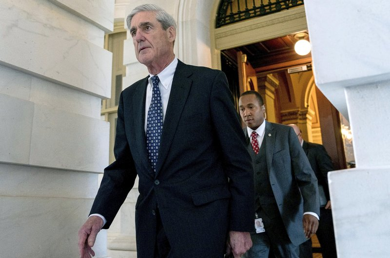 Report: Trump tried to fire Mueller; Trump says, 'Fake news!'