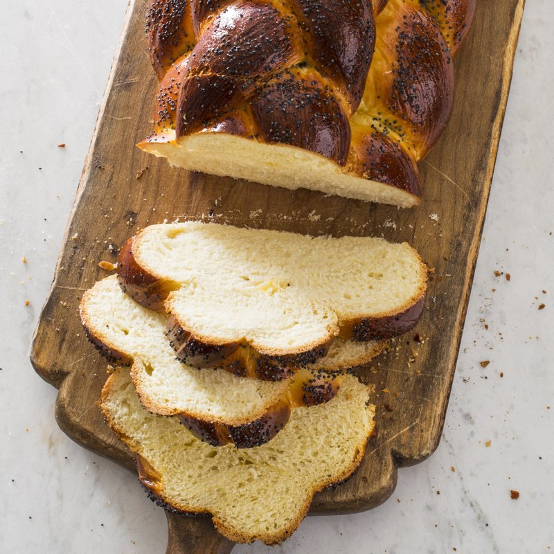 The Way To Make An Evenly Brown Shiny Crusted Challah Loaf
