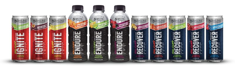 KILL CLIFF® Expands Product Line, Launches New Packaging with IGNITE – ENDURE – RECOVER, Full System of Clean Performance Beverages